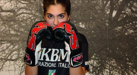 Beatrice Casasco argento mondiale di kick boxing