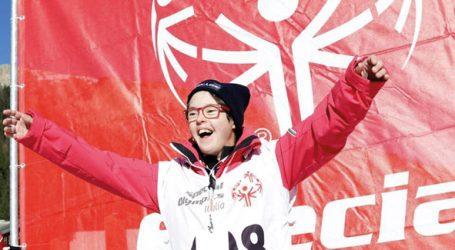 Oro e argento per Elisa Trucchi agli Special Olympics