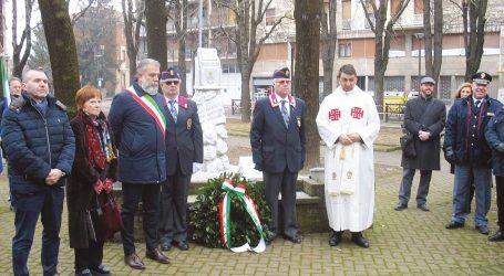 """La città ha celebrato la """"Giornata del Ricordo"""""""