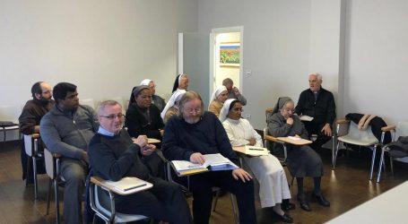 Primo incontro del Vicario Episcopale con i religiosi