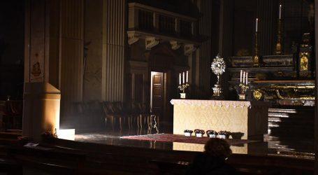 Silenzio dolce e chiaro della preghiera