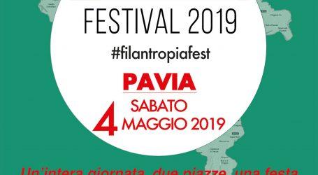Filantropia Festival 2019 a Pavia