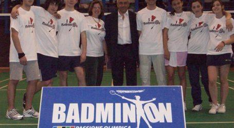 """Il """"Galilei"""" di Voghera è anche badminton"""
