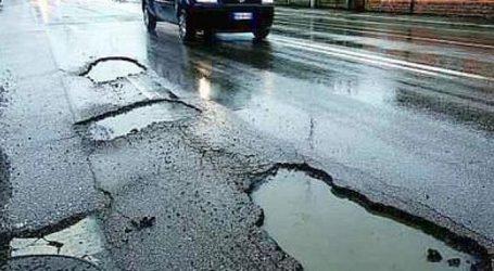 Dalla Regione 3,8 milioni per riparare le strade