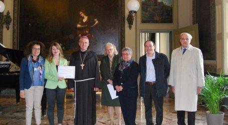 Assegnata la Borsa di Studio diocesana in memoria di mons. Pino Scabini