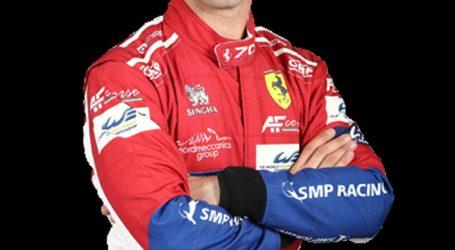 Il tortonese Pier Guidi trionfa a Le Mans