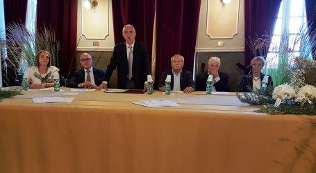 Il sindaco Cabella presenta la nuova giunta ai novesi