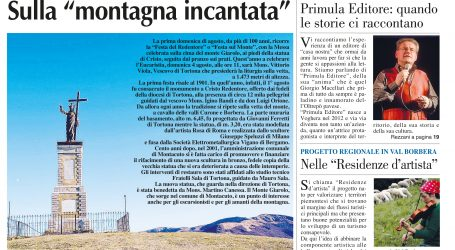 Prima pagina 1 agosto
