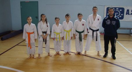 Il karate come scuola di sport e di vita