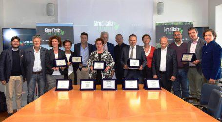 Novi Ligure sul podio del Giro per la salvaguardia ambientale