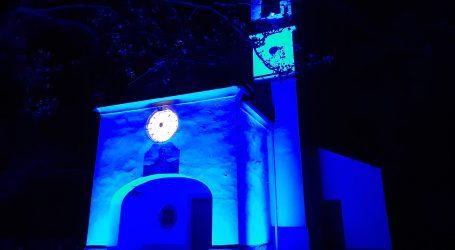 La chiesa blu