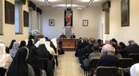 I religiosi in seminario riflettono sulla corresponsabilità