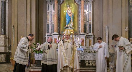 Le celebrazioni con il vescovo per l'Immacolata