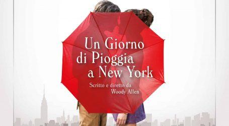 Woody Allen, meglio se piove