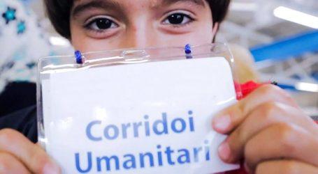 """Il sostegno ai """"corridoi umanitari"""""""