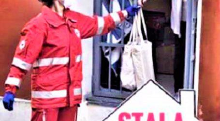 Croce Rossa e Comune vicini a chi ha bisogno