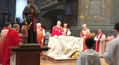 San Luigi Versiglia: la festa a Voghera