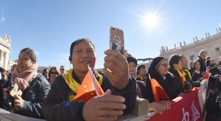 "Papa Francesco: ai cattolici cinesi, essere ""artefici di riconciliazione"""