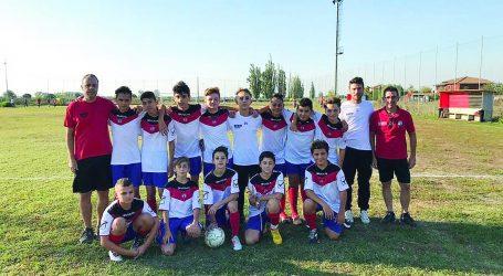 """Oltre 180 bambini dell'Asd Broni """"osservati speciali"""" dal Milan"""