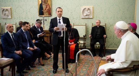 Papa Francesco: un cristiano non può essere antisemita