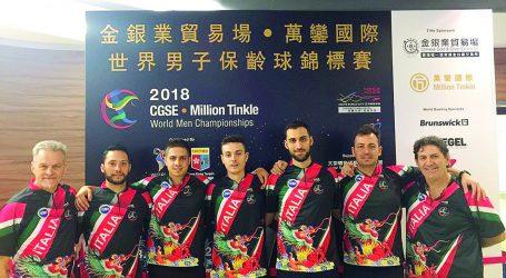 L'Italia vince il mondiale di bowling con Massimo Brandolini