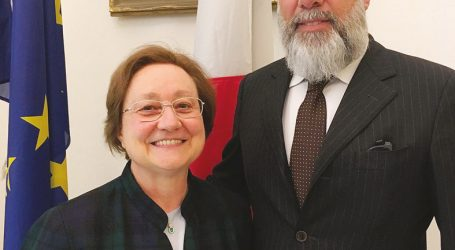 Maria Grazia Pacquola è il nuovo assessore