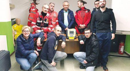 Nuovo defibrillatore in ambulanza