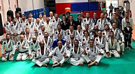 I campioni delle arti marziali nascono a Voghera