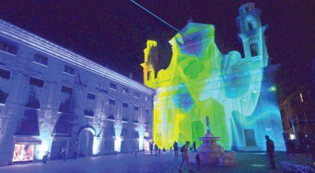 "Il festival ""Novi Light Sensation"""