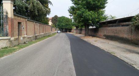 """Al via i lavori di asfaltatura previsti dal """"piano strade"""""""