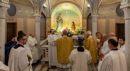 Festa della Vergine di Caravaggio nel santuario di Fumo a Corvino