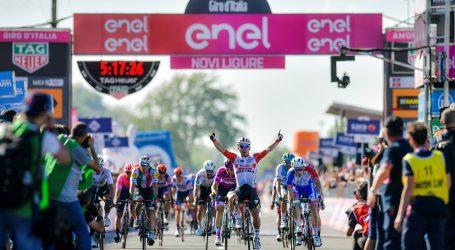 Giro a Novi Ligure