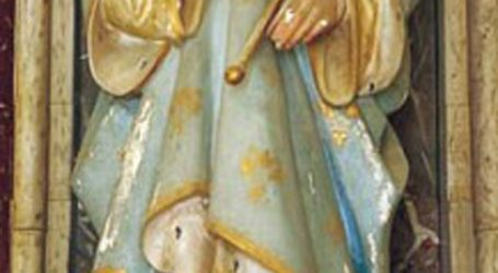 Santa Clotilde regina
