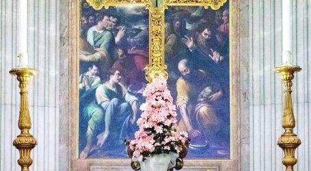 La patronale di Santa Croce nel prossimo weekend