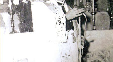 Il ricordo di don Adamo Accosa e del suo messaggio di pace