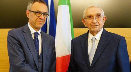 Giovanni Fosti è il presidente di Fondazione Cariplo
