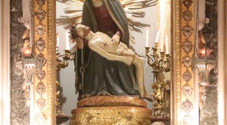 La Madonna Lagrimosa e gli eventi dell'estate novese