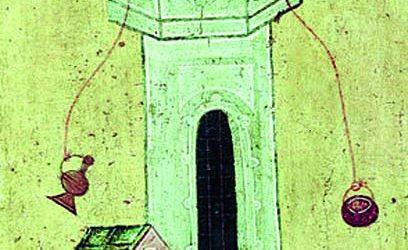 San Simeone, monaco stilita