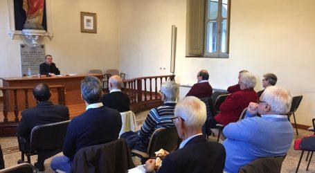 L'incontro dei diaconi permanenti domenica scorsa in seminario