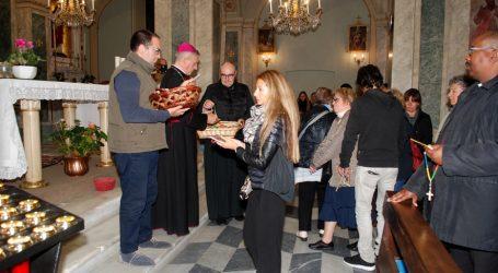 Rosario al Santuario di Montespineto