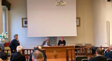 Primo incontro dell'anno pastorale per presbiteri e diaconi