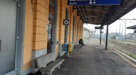 La tragica morte del clochard a Tortona