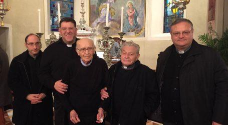 Don Alfredo Ferrari ha compiuto 90 anni