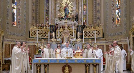 Il V anniversario di ordinazione episcopale del vescovo Vittorio