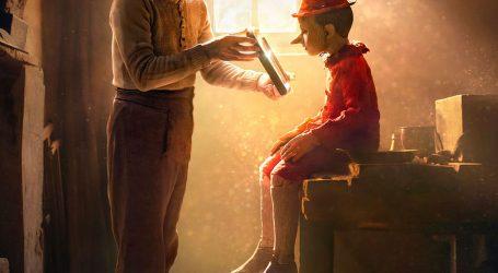 """Il """"Pinocchio"""" a metà di Garrone"""