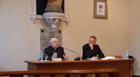 Il ritiro per presbiteri e diaconi in occasione dell'Avvento