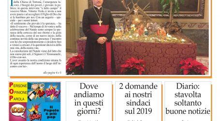 Prima pagina 19 dicembre 2019