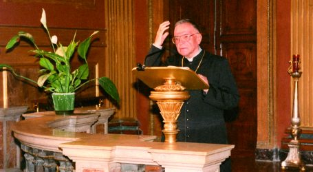 Mariella Enoc: «Don Aldo mi ha insegnato l'umanità di Dio»