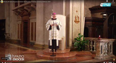 CORONAVIRUS – La riflessione del vescovo