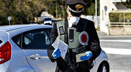 Controlli serrati delle Forze dell'Ordine e sanzioni a chi non resta a casa
